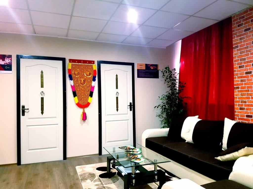 Indian Massage in budapest